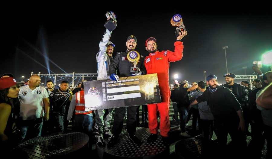 Red Bull Car Park Drift Qatar 2018 - 1st place for the 2nd time!!