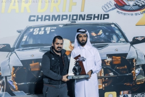 Qatar Drift Championship Season Final (12-4-19)