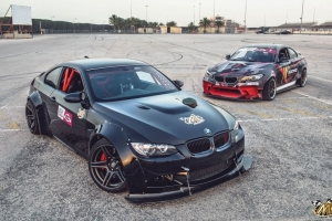 Liberty Walk BMW E92 + M2 Eurofighter Photos